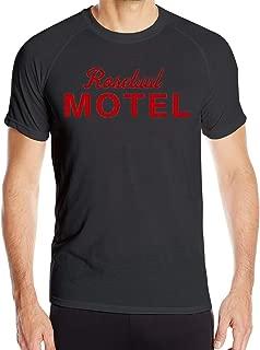 Rosebud Motel Mens Fashion Quick Drying Tee Shirt