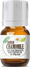 Roman Chamomile Essential Oil - 100% Pure Therapeutic Grade Roman Chamomile Oil - 5ml