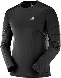 (サロモン)SALOMON ランニングシャツ AGILE LS TEE M[メンズ]