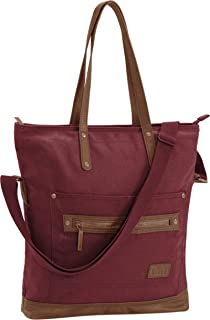 حقيبة توت غلوريا لون كابرنيه