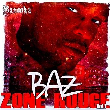 Zone rouge, Vol. 1 (BAZ)
