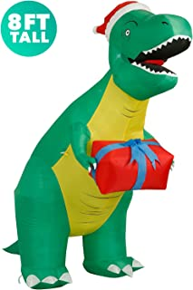 Best Christmas Dinosaur Inflatables of 2020 – Top Rated & Reviewed