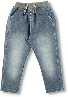 [ブランシェス] らくらくウエスト デニム ロングパンツ 男の子 キッズ ボーイズ 長ズボン ストレッチ素材