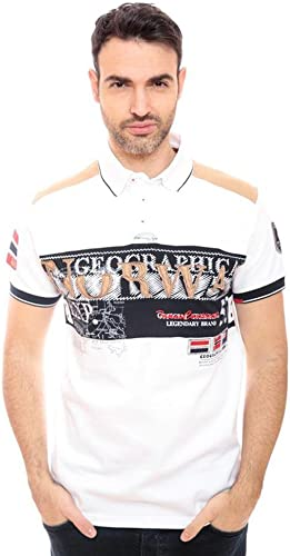 Geographical Norway Polo - Homme