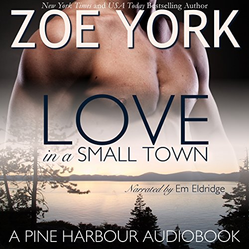 Love in a Small Town audiobook cover art