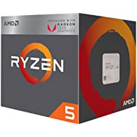 AMD Ryzen 5 2400G Quad Core 3.60 GHz Processor + AMD Gift