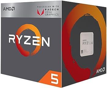 AMD Ryzen 5 Quad Core 3.60 GHz Processor + AMD Gift