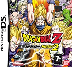 DS - Dragon Ball Z Supersonic Warriors 2 - [PAL EU - NO NTSC]