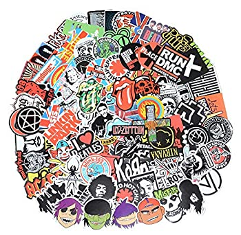 Best rock and roll stickers Reviews