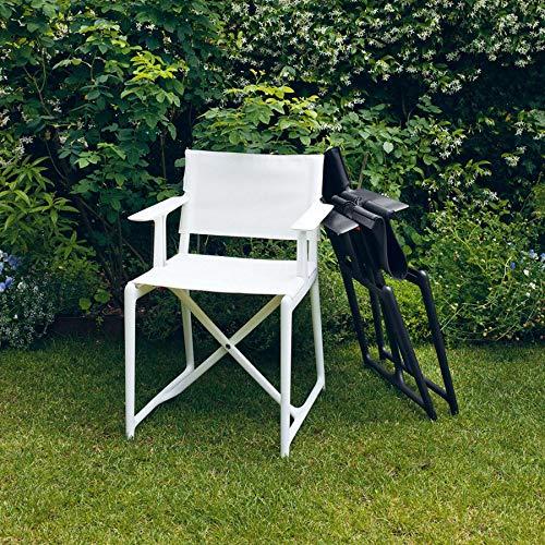 Magis Stanley Klappstuhl 59 x 39 cm - weiß
