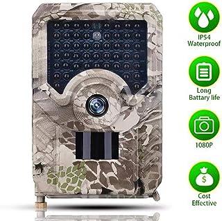 TLgf Cámara de la Caza 1080P visión Nocturna por Infrarrojos 1200W píxeles cámara Resistente al Agua al Aire Libre de la Fauna de Caza
