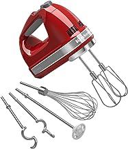 KitchenAid KHM926ER Empire Red 9-Speed Hand Mixer
