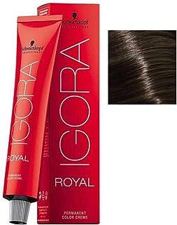 Schwarzkopf Igora Royal Hair Color Creme 6-0 Dark Blonde 60 ML