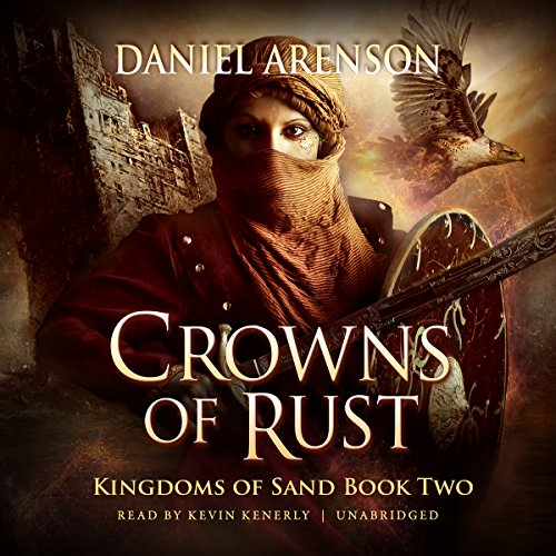 Crowns of Rust audiobook cover art