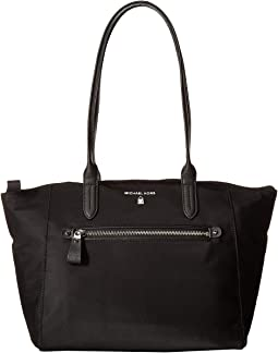 540bdcc3c6ea Michael michael kors ring tote black | Shipped Free at Zappos