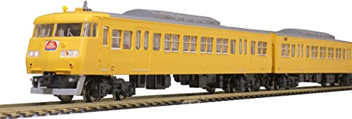 Series117 Chugoku Region Farbe (4-Car Set) (Model Train) (japan import)