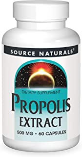 Source Naturals Propolis Extract, 60 Capsules