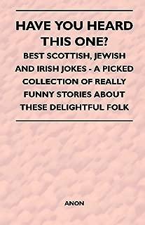 really funny irish jokes