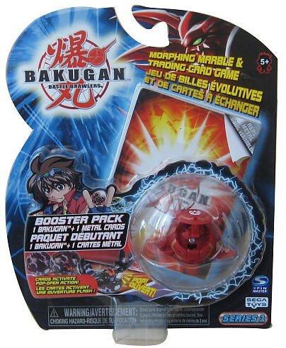 Bakugan Battle Brawlers - Frosch rojo de Pyrus