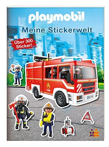 Playmobil. Meine Stickerwelt mit über 300 Stickern