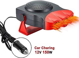 Dégivreur d'appareil de chauffage de voiture, appareils de chauffage de voiture 12V..