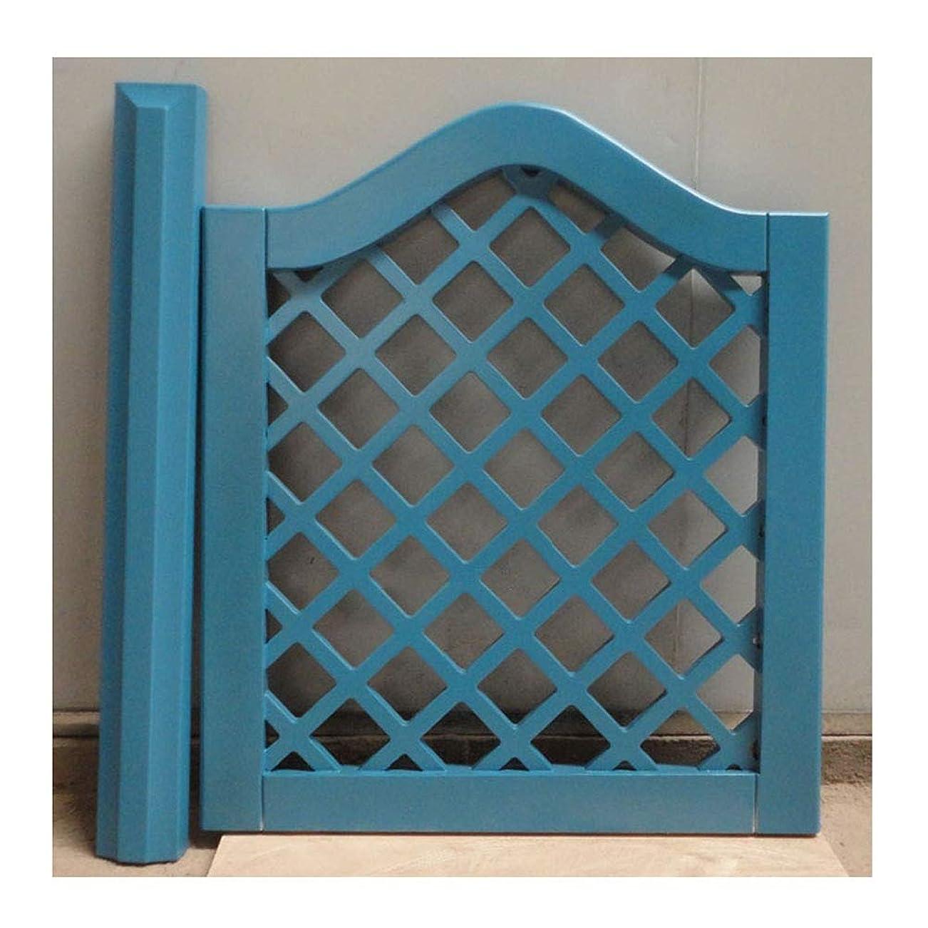 観点指定予備CAIJUN カフェドアーズ スイングドア 無垢材 レジカウンター 仕切りドア エントランス装飾 シングルドア、 22色、 カスタマイズ可能 (Color : A, Size : 60x70cm)