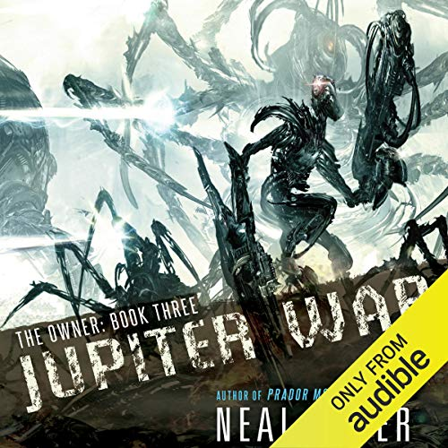 Jupiter War Audiobook By Neal Asher cover art