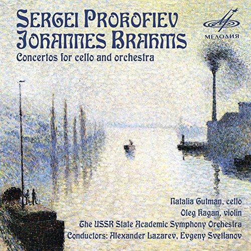 Prokofiev/Brahms: Conciertos Para Chelo Y Orquesta