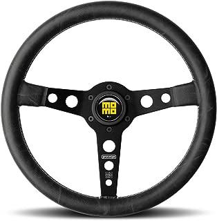 Momo PRH35BK2B Steering Wheel (Prototype Heritage Leather Black)