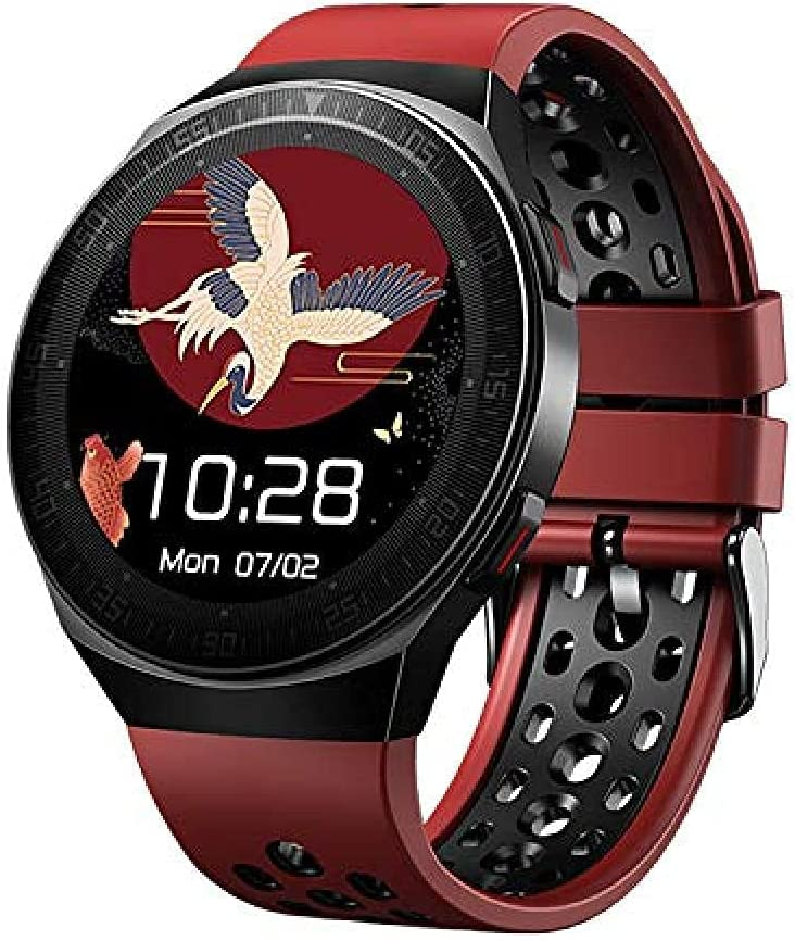 XYJ Smart Over item handling Watch 1.28 Max 79% OFF Inch Sports Pedomete Screen Fitness Tracker