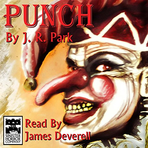 Punch audiobook cover art