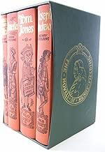 The Novels of Henry Fielding - Joseph Andrews, Tom Jones, Amelia, Jonathan Wild. Four Volumes in slipcase.