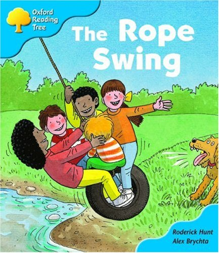 Oxford Reading Tree: Stage 3 Storybooks: the Rope Swingの詳細を見る