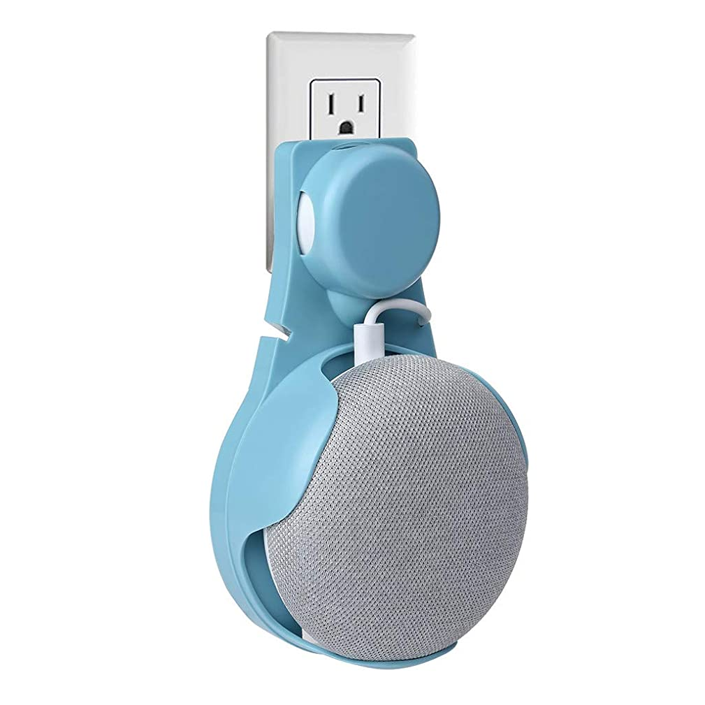 Yeefant Outlet Wall Mount Plug Smart Charging Head Bracket Stand for Google Home Mini HiFi Soundbox Long-Term Use Durable