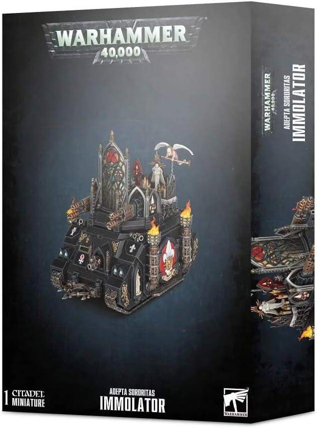 Immolator Adepta Sororitas Sisters of Battle Warhammer In Stock