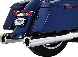 Vance & Hines 17-19 Harley FLHX2 Hi-Output Slip-On Exhaust (Chrome / 40th Anniversary)