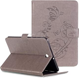 YMH Galaxy Tab S2 8.0 (SM-T710 / T713 / T715) Case, Magnetic Flip Folio Cute Auto Sleep/Wake Multi Angle Stand Pocket Wallet Case Cover PU Leather Case for Samsung Galaxy Tab S2 8.0 (07)