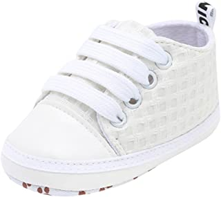 47ded8d41a8 VECDY Zapatillas Bebe, Moda Suave Zapatos 2019 Recién Nacido Bebé Niñas  Niños Estampado Geométrico Sólido