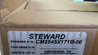 LOT OF 50 PCS. STEWARD / LAIRD CM2545X171B-00 CHOKE COMMON MODE 170 OHMS PC B FILTER