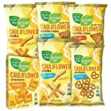 A veggie-filled twist on your snack favorites CERTIFIED snacking that's GLUTEN FREE, VEGAN, and NON-GMO PROJECT VERIFIED Would you like MORE VEGGIES with that? We'll throw in added flavor, crunch and bites to our vegan snacks! INGREDIENTS YOU CAN SAY...