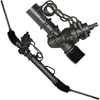 Detroit Axle Complete Power Steering Rack and Pinion Assembly for 1998-2000 Lexus LS400