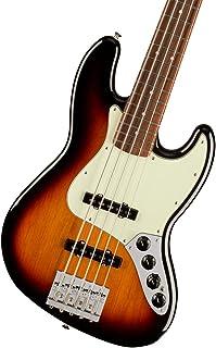 Fender/Player Plus Jazz Bass V Pau Ferro Fingerboard 3-Tone Sunburst フェンダー