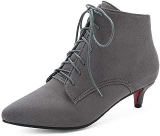 BalaMasa Womens ABS13889 Pu Boots