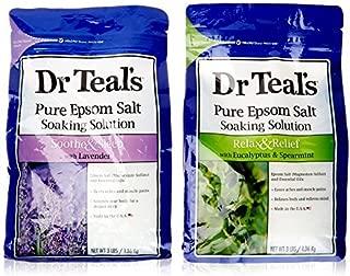 Best epsom salt and salt Reviews
