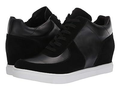 Blondo Goldy Waterproof Sneaker (Black Multi) Women