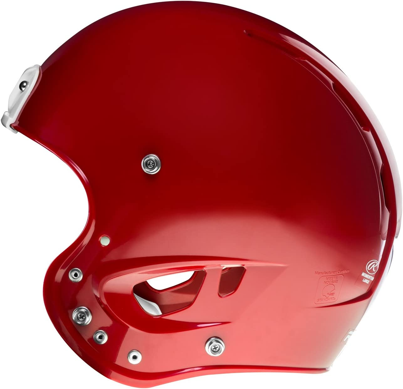 Max 79% OFF Rawlings Momentum Youth Mail order cheap Football Mask Sold Separately Helmet