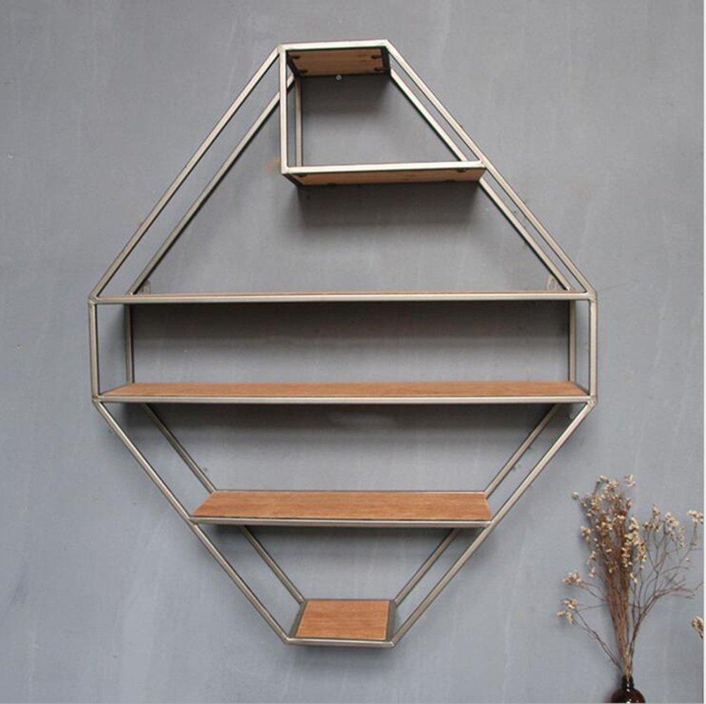 MEIDUO Estantes de pared Estantes de almacenamiento de la pared de ...
