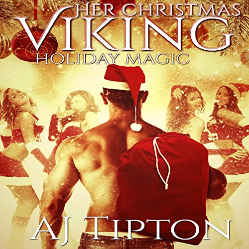 Her Christmas Viking: Holiday Magic audiobook cover art