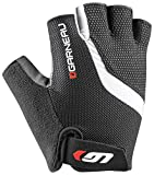 Louis Garneau Men's Biogel RX-V Cycling Gloves, Black, X-Small