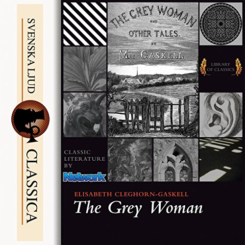 The Grey Woman audiobook cover art